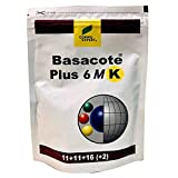 BASACOTE® Plus 6M (from Germany) 6 Months Slow Release NPK Fertilizer 11-11-16 + Micronutrients/Plant Feed for Home Plants - Indoor and Outdoor - 250g