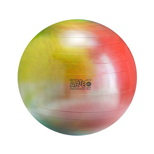 GYMNIC Arte Gymnastikball, Arte, Diamètre 75 cm