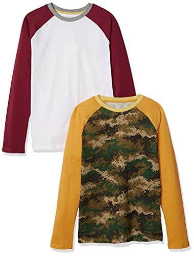 amazon essentials baseball shirt