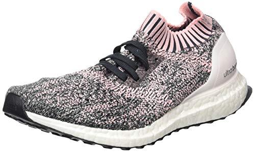 adidas Damen Ultraboost Uncaged W Laufschuhe, Pink (True Pink/Clear Orange/Carbon True Pink/Clear Orange/Carbon), 38 2/3 EU