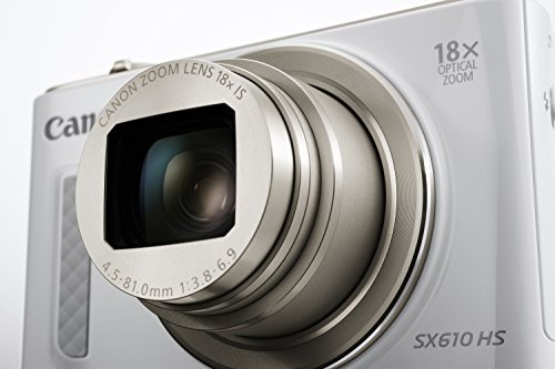 Canon SX610 HS PowerShot Fotocamera Compatta