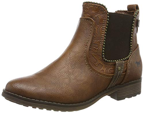 MUSTANG 1265-516-307 dames chelsea-boots