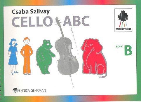Cello ABC Book B (en)