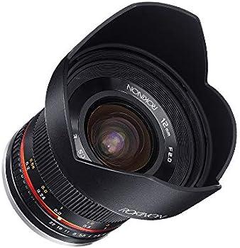 Rokinon 12mm F2.0 NCS CS Ultra Wide Angle Fixed Lens
