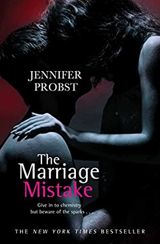 book cover of The Marriage Mistake