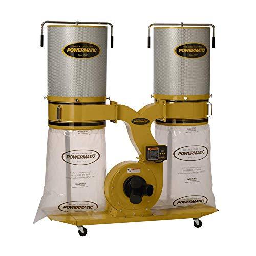 Powermatic PM1900TX-CK1 Dust Collector 3HP 1PH 230-Volt...