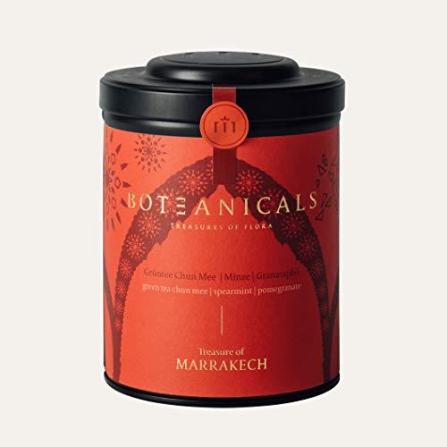 Boteanicals: Treasure of Marrakech - Grüner Tee Chun Mee |Minze | Granatapfel - Marokkanischer Minztee mit Granatapfel
