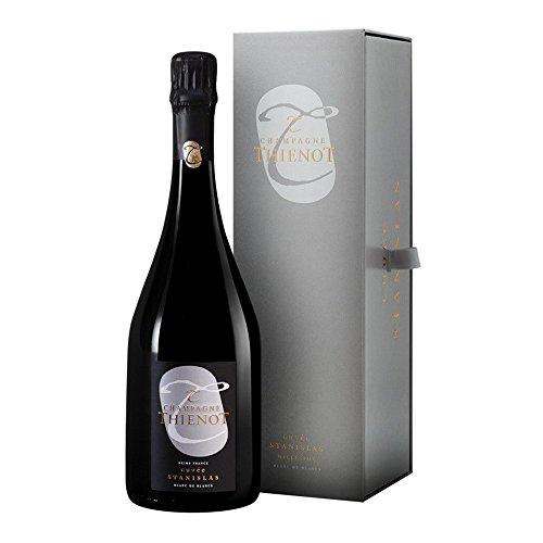 Cuvée Stanislas Coffret - Blanc de Blancs Millésimé - Champagner Thiénot - Bouteille (75 cl)