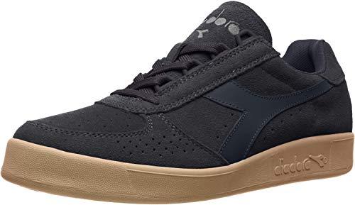 Diadora B.Elite Suede Skateboarding Shoe, Navy Tuareg, 5 M US
