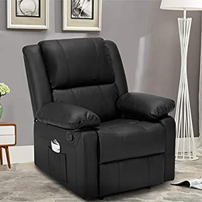 Esright Recliner Chair with Massage Heated Function