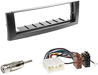 1 Din Radio installatiekit diafragma radio-aansluitkabel antenneadapter voor Mitsubishi Colt CZC (Z3B) 2006-2009