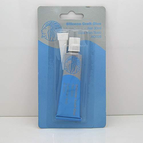 Oakwood Archer Silicone Craft Glue - Safe (30ml)