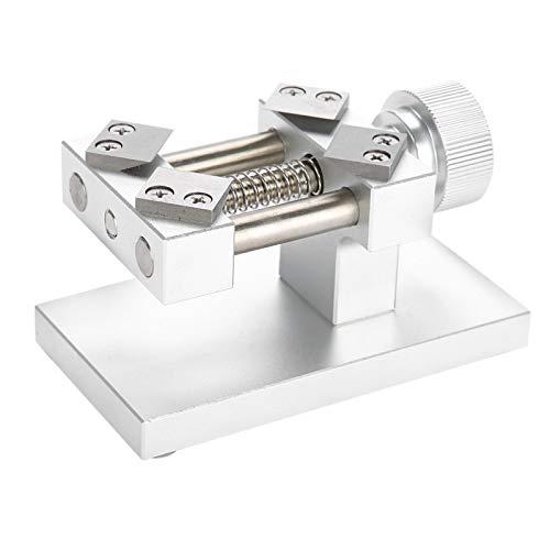 Professionelles Reparaturwerkzeug zum Entfernen der Uhrenblende, einfache Werkbank zum Öffnen des hinteren Gehäuses, praktisches Uhrmacherwerkzeug zum Entfernen des Uhrenblendenrings, für die Wartung