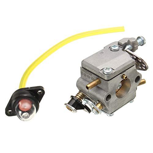 MXBIN Vergaser für Homelite 42cc 38cc 35cc Kettensäge # 309362001 309362003 Neue Ersatzteildekoration