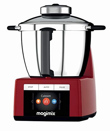classement un comparer Magimix Cook Expert 3,5l Rouge