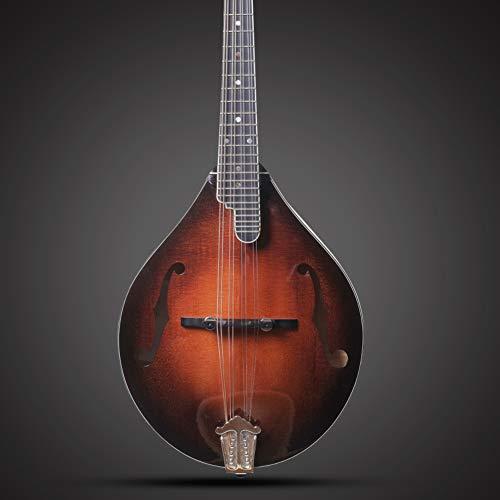 Liyeehao Mandolinenteile, Mandolinenbrücke, einfach zu bedienen für Musiker Mandoline Durable Black