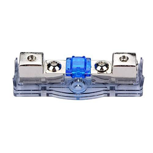 Sicherungshalter, Unterbrecher Sicherungshalter, 60A Praktischer Leistungsverstärker 24V Car Audio zum Schutz des Stromkreises des Autos Reparieren des Autokreises