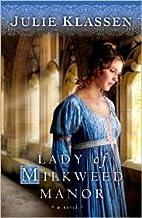 Lady of Milkweed Manor Reprinted edition
