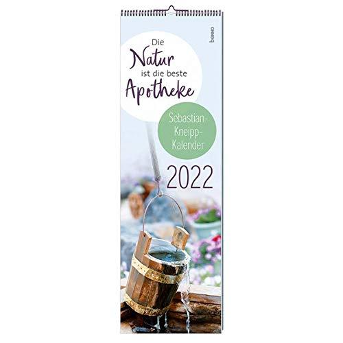 Die Natur ist die beste Apotheke 2022: Sebastian-Kneipp-Kalender
