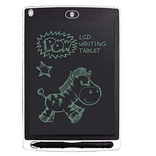 NIUQY Charakteristisch Tragbarer Haltbares Howshow8.5-Zoll-LCD-Schreibtablett-Elektronisches Schreiben/Doodle/Zeichenbrett Mode Personalisiert Style Matching
