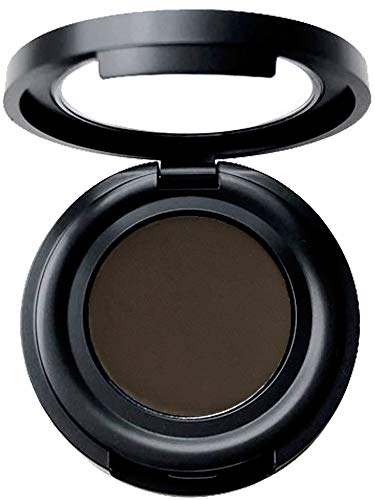 Mom's Secret 100% Natural Eyebrow, Organic, Vegan, Eyebrow Powder, Gluten Free, Cruelty Free, Made in the USA, 2.5 g. (Deep Brown)