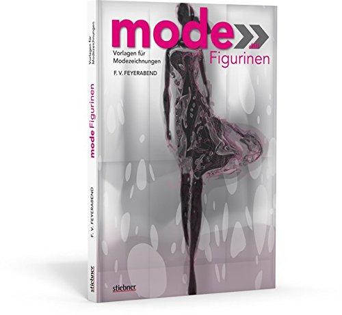 Mode-Figurinen - Vorlagen für Modezeichnungen