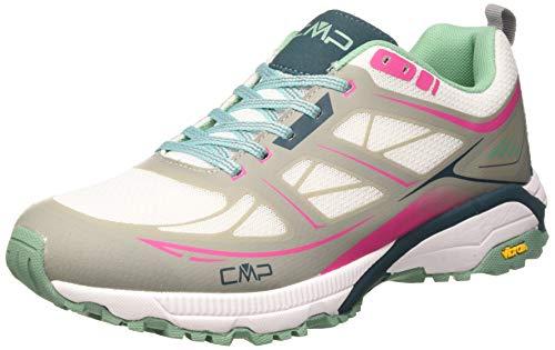 CMP – F.lli Campagnolo Damen HAPSU WMN Nordic Walking Shoe Walkingschuhe, Violett (Glacier-Bounganville 60ue), 42 EU