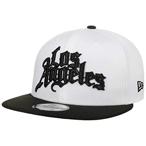 New Era Los Angeles Clippers 2019 City Series 9Fifty - Gorra, Color Blanco