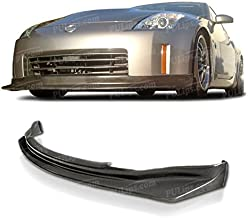 PULIps NS3506SPFAD - N1 Style Front Bumper Lip For Nissan 350z 2006-2009