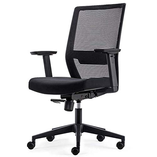 Albeka Moderne Bureaustoel Slim - Comfort Netrug + Veel Functies