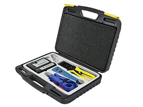 Monoprice Professional Networking Tool Kit 107055