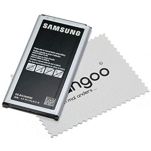 Akku für Samsung Original EB-BG390BBE für Samsung Galaxy Xcover 4S (G398F) mit mungoo Displayputztuch