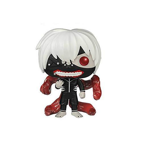 YXCC Funko Pop Tokyo Ghoul Kaneki Ken Awakening Centipede Q versión Figura
