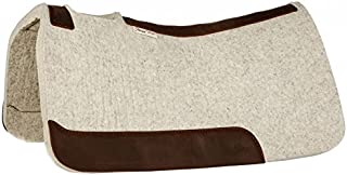 NRS 5 Star Equine Natural 1 in x 30 in x 28 in Barrel Racer Pad