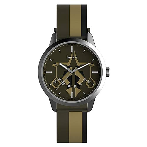 Relógio Inteligente - Lenovo Watch 9 - Smartwatch (Leão Vermelho - Leo-Red)