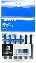 スタンプ(浸透印)専用インク 0.25ml×6本 黒 品番:PRINK6B 注文番号:57467115 メーカー:ブラザー