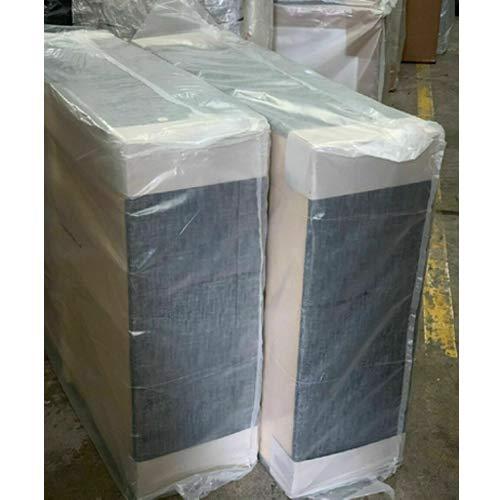 unbeatableoffers Heavy Duty Plastic Mattress & Divan Bed Base Storage Bags 300 Gauge (2 x 4ft6 Divan Base Bags)