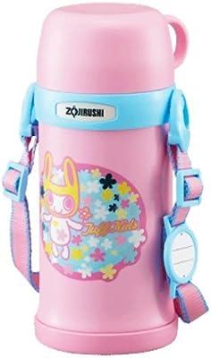 象印 ( ZOJIRUSHI ) 水筒 ステンレスボトル 600ml SC-MB60-PP ハッピーピンク