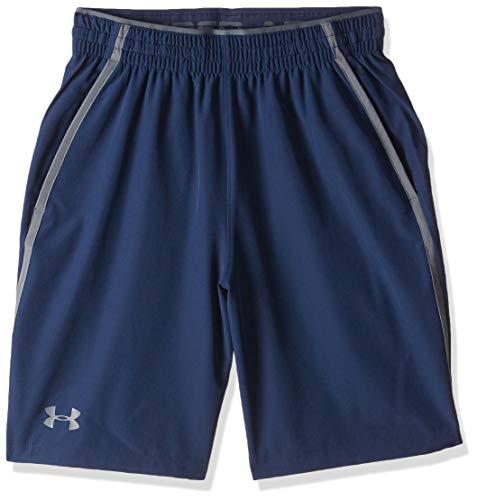 Under Armour Qualifier Wg Perf - Pantalones Cortos para Hombre, Hombre, Color Academy, tamaño Extra-Small