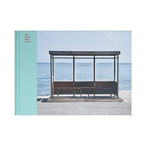 Big Hit Entertainment BTS Wings: You Never Walk Alone Bangtan Boys Album [ Left Version ] CD+Photobook+Photocard+(Extra BTS 6 Photocards+Pocket Mirror)