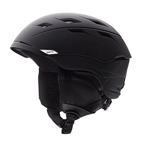 Smith Herren Helm Sequel, Matte Black, M/55-59