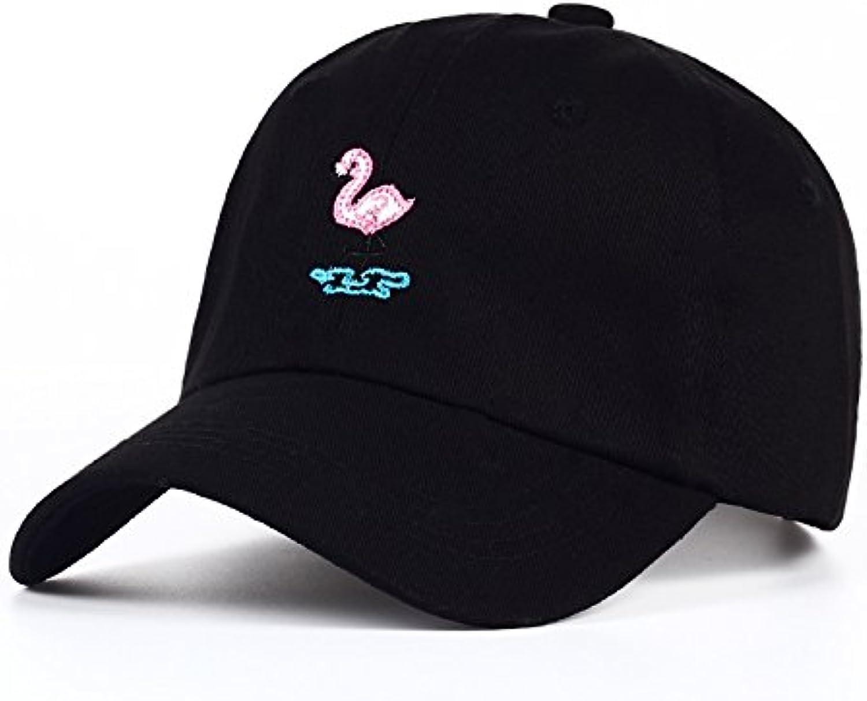 Alwlj Baseball Cap, Outdoor Sports Hat, Men's Baseball Cap The New Couple Embroidered Baseball Cap Peaked Cap