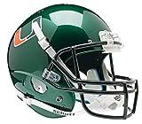 Schutt NCAA Miami Hurricanes Replica XP Football Helmet, Alt. 1