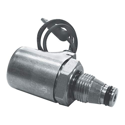 Best Price Buyers Products 1306015 A-Solenoid(Coil & Valve)3/8In Stem, Replaces Meyer #15356