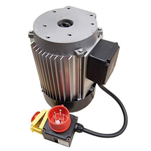 LESCHA ATIKA Ersatzteil | Motor 400V für Holzspalter ASP 10 N/ASP 14 TS/SPL 10