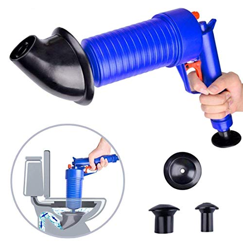 LLFS Tapón de inodoro, filtro de drenaje de aire, limpiador
