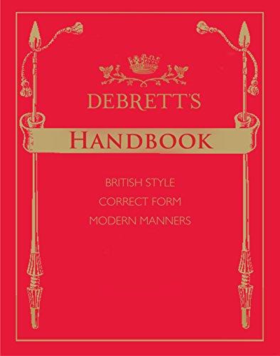 Debrett's Handbook (English Edition)