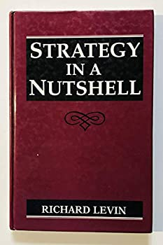 Hardcover Strategy in a Nutshell Book