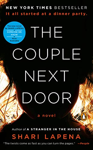 Compare Textbook Prices for The Couple Next Door: A Novel Reissue Edition ISBN 9780525505310 by Lapena, Shari