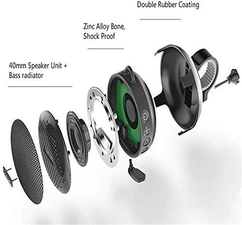 Mirage Bicicletas portátiles Columna Bluetooth locutor de la ...